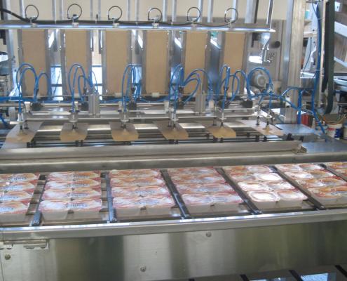 Multipack Clusteratrice Twin Pack macchine automatiche 10