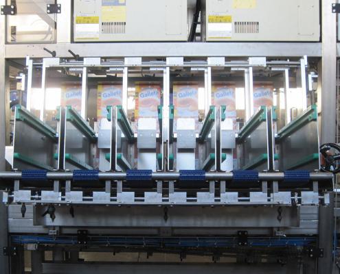 Multipack Clusteratrice Twin Pack macchine automatiche 6