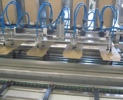 Multipack Clusteratrice Twin Pack macchine automatiche 9